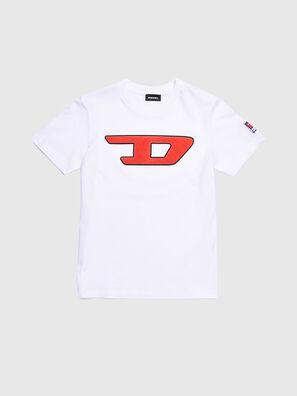TJUSTDIVISION-D, Blanc - T-shirts et Hauts