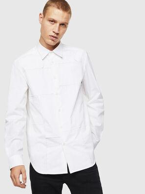 S-AUDREY, Blanc - Chemises