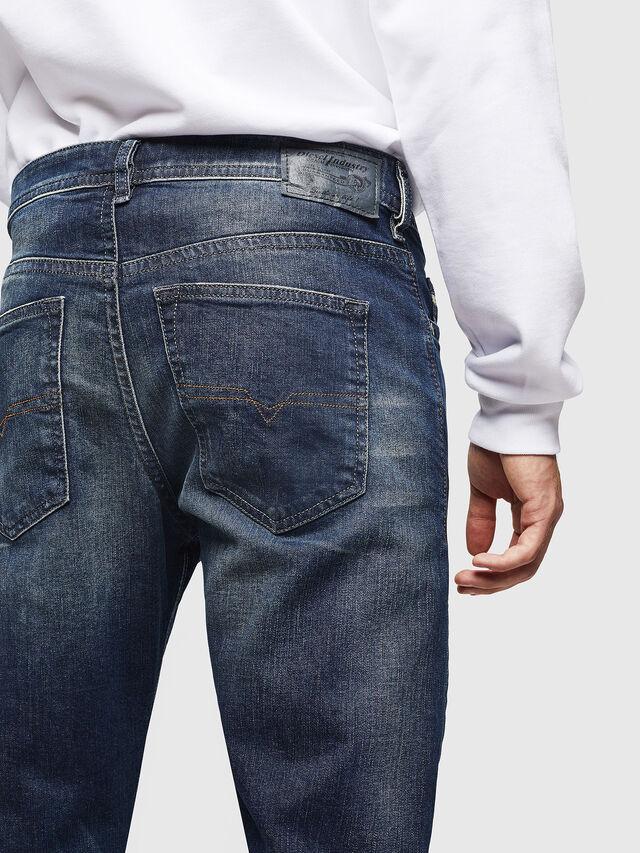 Diesel - Buster 0853R, Bleu Foncé - Jeans - Image 4
