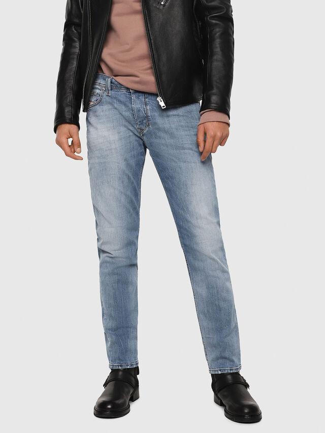 Diesel - Larkee-Beex 081AL, Bleu Clair - Jeans - Image 1