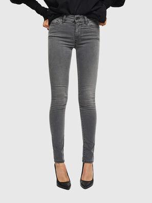 D-Roisin 069JN, Gris Clair - Jeans