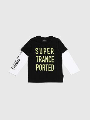 TANCEB-R, Noir/Blanc - T-shirts et Hauts