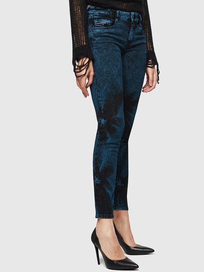 Diesel - D-Ollies JoggJeans 084AF, Noir/Gris foncé - Jeans - Image 4