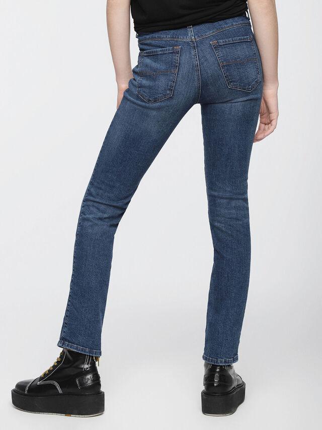 Diesel - Sandy 069AJ, Bleu moyen - Jeans - Image 2