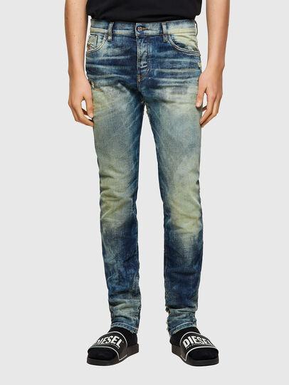 Diesel - D-Kras 009VI, Bleu Clair - Jeans - Image 1