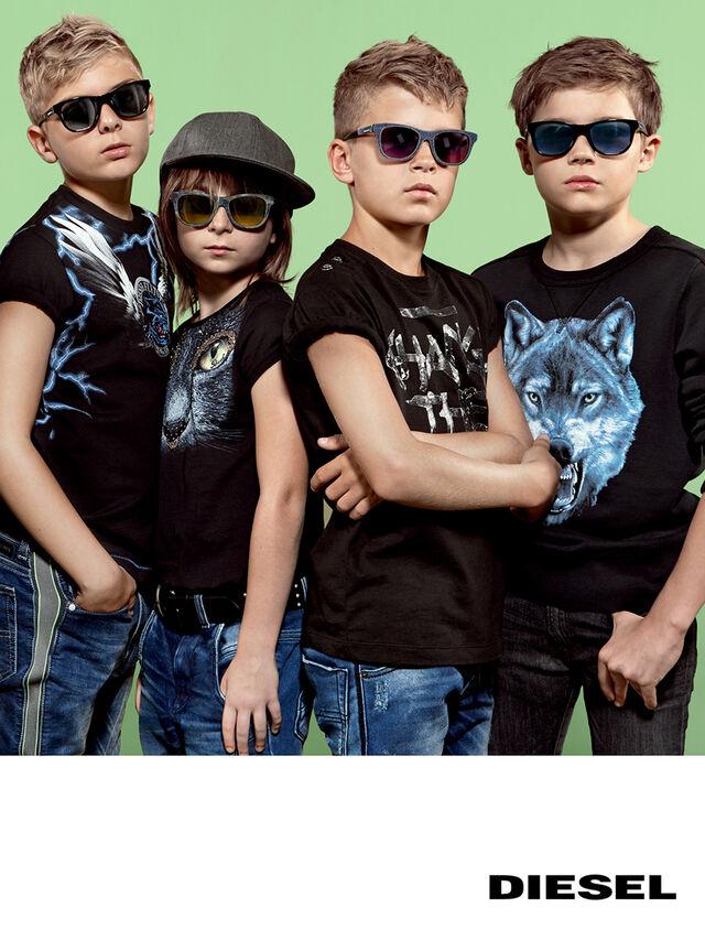 Diesel - DM0200, Jean Noir - Kid Lunettes - Image 5