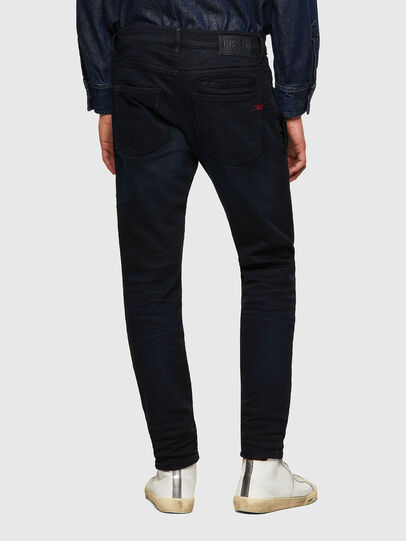 Diesel - D-Fining-Chino 084AY, Bleu Foncé - Jeans - Image 2