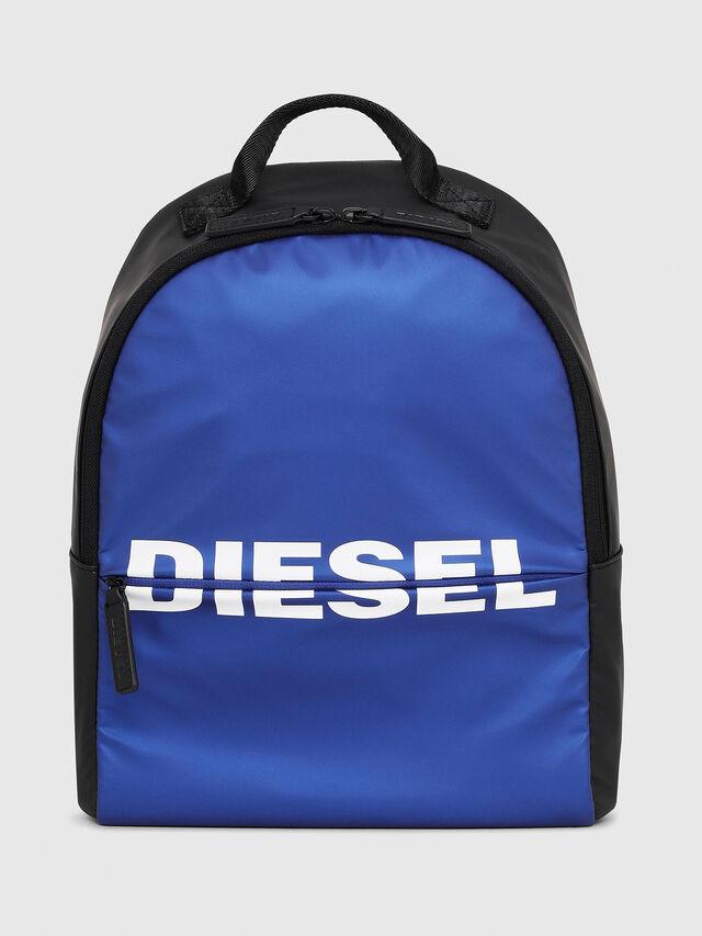 Diesel - BOLD BACKPACK, Bleu/Noir - Sacs - Image 1