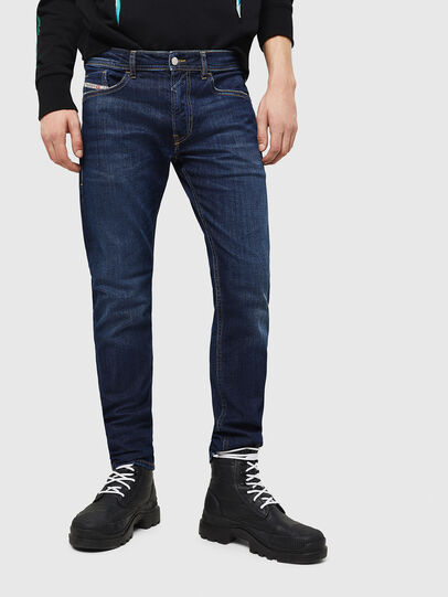 Diesel - Thommer 082AY, Bleu Foncé - Jeans - Image 1