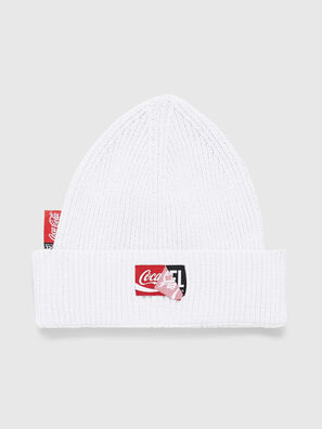 CC-BEANY-COLA, Blanc - Bonnets