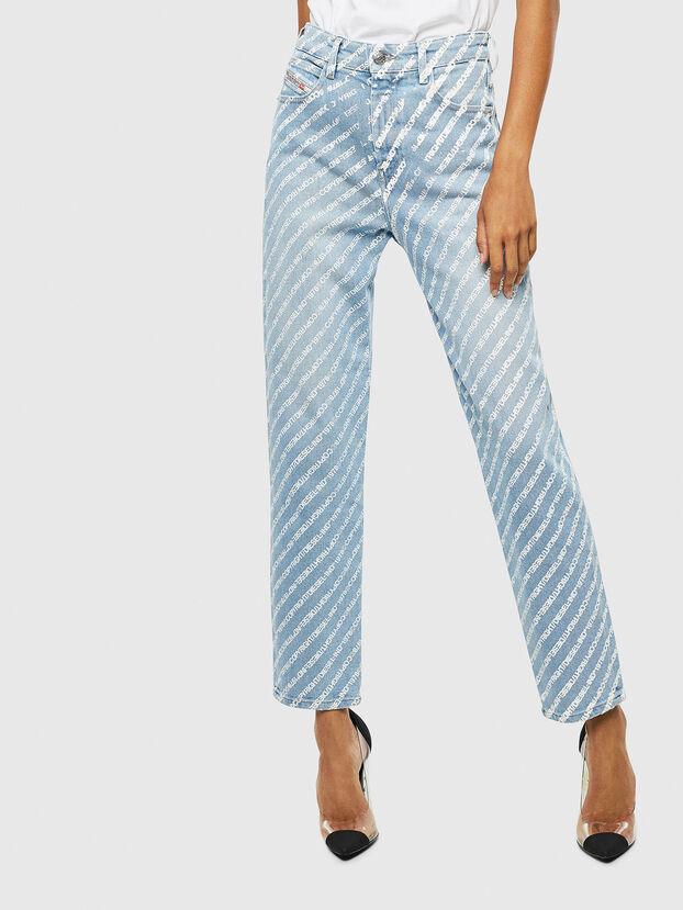 D-Eiselle 009AU, Bleu moyen - Jeans