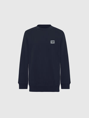 UMLT-WILLY, Bleu Foncé - Pull Cotton