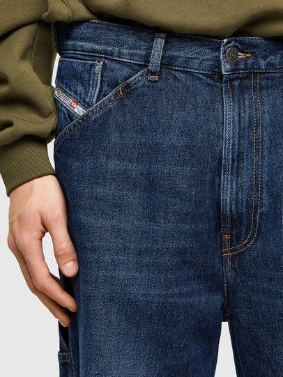 Diesel - D-Franky 009NE, Bleu Foncé - Jeans - Image 3