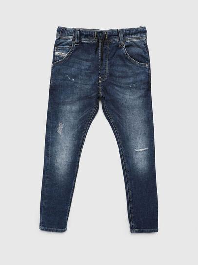 Diesel - KROOLEY-JOGGJEANS-J, Bleu moyen - Jeans - Image 1