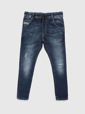 KROOLEY-JOGGJEANS-J, Bleu moyen - Jeans