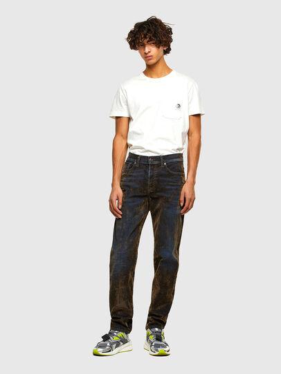 Diesel - D-Fining 069TM, Bleu Foncé - Jeans - Image 5
