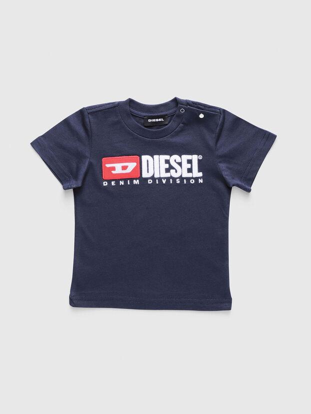 TJUSTDIVISIONB, Bleu Marine - T-shirts et Hauts