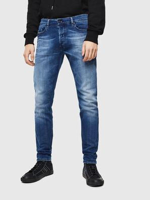 Tepphar 0097Y, Bleu moyen - Jeans