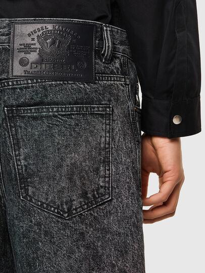 Diesel - D-MAXS-SP, Noir - Shorts - Image 3