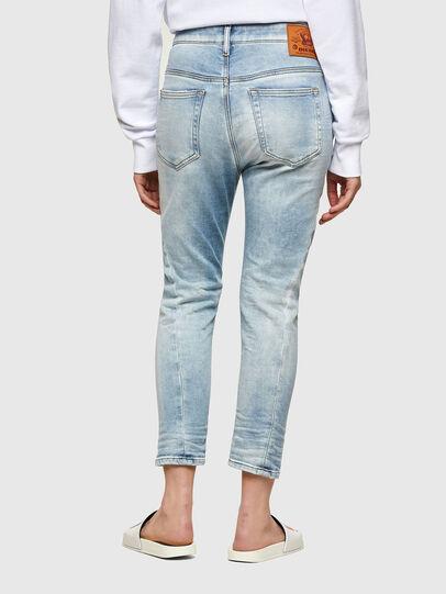 Diesel - Fayza JoggJeans® 069UY, Bleu Clair - Jeans - Image 2
