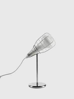 CAGE MIC BIANCO, Blanc - Éclairages De Table