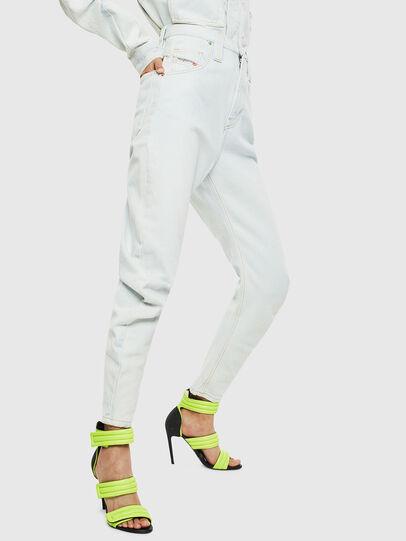Diesel - DE-PLATA-R, Bleu Clair - Pantalons - Image 6