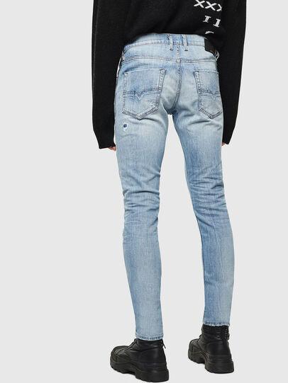 Diesel - Tepphar 0095V, Bleu Clair - Jeans - Image 2