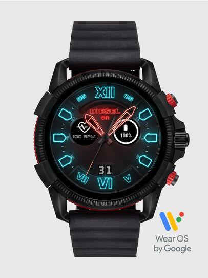 Diesel - DT2010, Noir - Smartwatches - Image 1