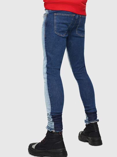 Diesel - D-Istort 085AU, Bleu moyen - Jeans - Image 3