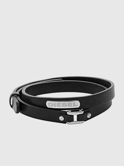 Diesel - DX0971, Noir - Bracelets - Image 1