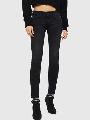 Slandy Low 069GG, Noir/Gris foncé - Jeans