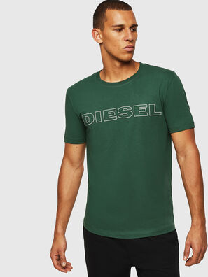 UMLT-JAKE, Vert Foncé - T-Shirts
