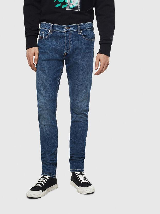 Tepphar CN036, Bleu Foncé - Jeans