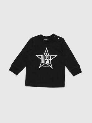 TDIEGOYHB-ML, Noir - T-shirts et Hauts