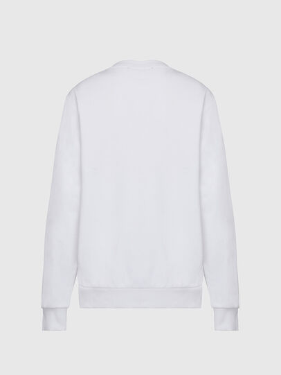 Diesel - F-ANG-CUTY, Blanc - Pull Cotton - Image 2