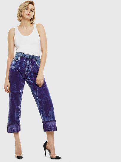 Diesel - D-Reggy 069NW, Bleu moyen - Jeans - Image 7