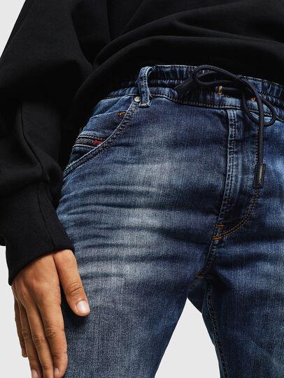 Diesel - Krailey JoggJeans 069AA, Bleu Foncé - Jeans - Image 3