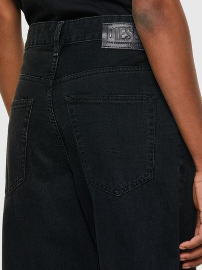 Diesel - D-Reggy 009RL, Noir/Gris foncé - Jeans - Image 4