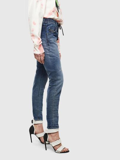Diesel - Krailey JoggJeans 069LW, Bleu Foncé - Jeans - Image 6