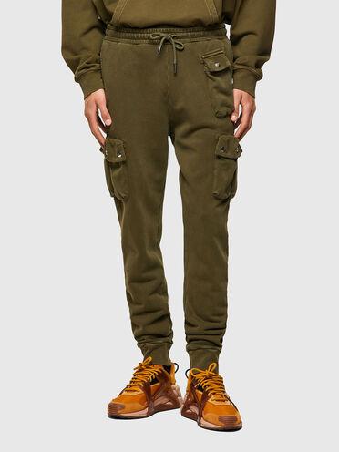 Pantalon de survêtement avec poches cargo