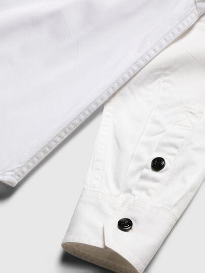 Diesel - CSKOSOV OVER, Blanc - Chemises - Image 4