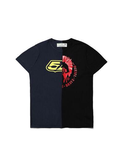 Diesel - D-MESO&MESO, Noir - T-Shirts - Image 1