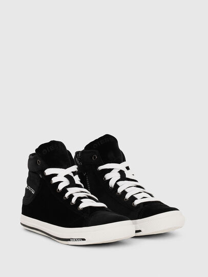 Diesel - SN MID 20 EXPOSURE Y, Noir - Footwear - Image 2