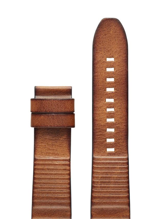 Diesel - DZT0003, Marron - Accessoires Smartwatches - Image 1