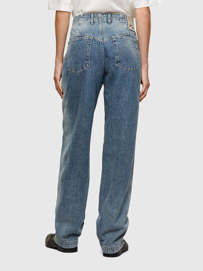 Diesel - DxD-P1 0CBBL, Bleu Clair - Jeans - Image 3