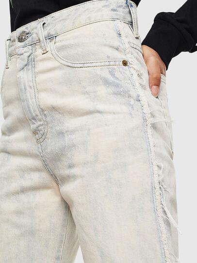 Diesel - D-Eiselle 0099P, Blanc - Jeans - Image 3