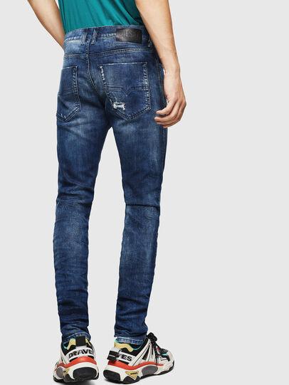 Diesel - Tepphar 0090G, Bleu Foncé - Jeans - Image 2