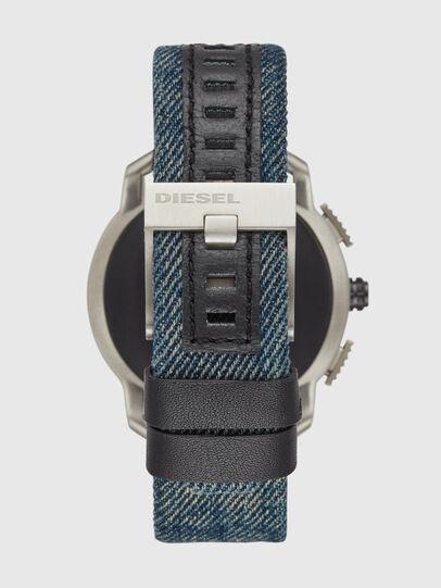 Diesel - DT2015, Jean Bleu - Smartwatches - Image 2