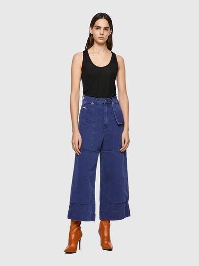 Diesel - D-Luite 0EEAX, Bleu moyen - Jeans - Image 6