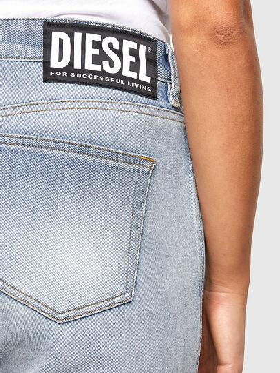 Diesel - D-Joy 009IZ, Bleu Clair - Jeans - Image 4
